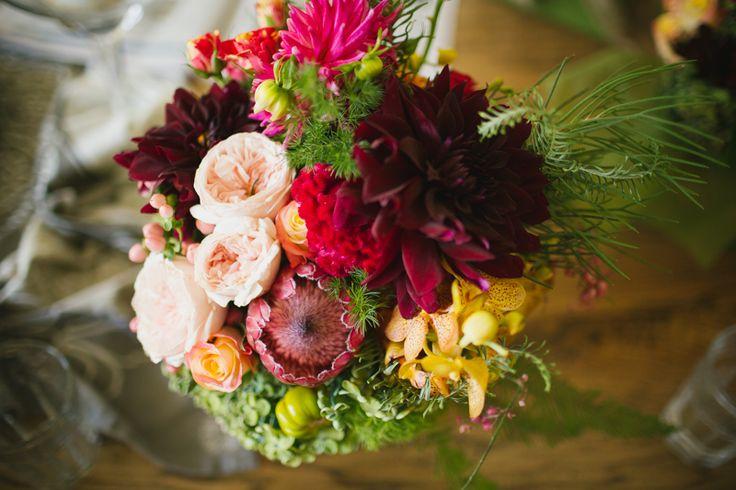 Charlie & Jenko Wedding | Wedding Florals | Wedding Flowers | Contemporary Flowers | Modern Wedding |