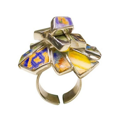 осколки керамики: Jewelry, Photo