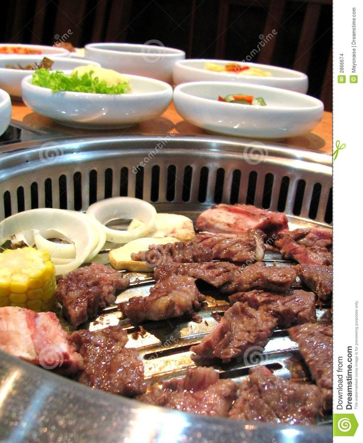 Cool 95 Korean BBQ Food Photos that will make you MELT!