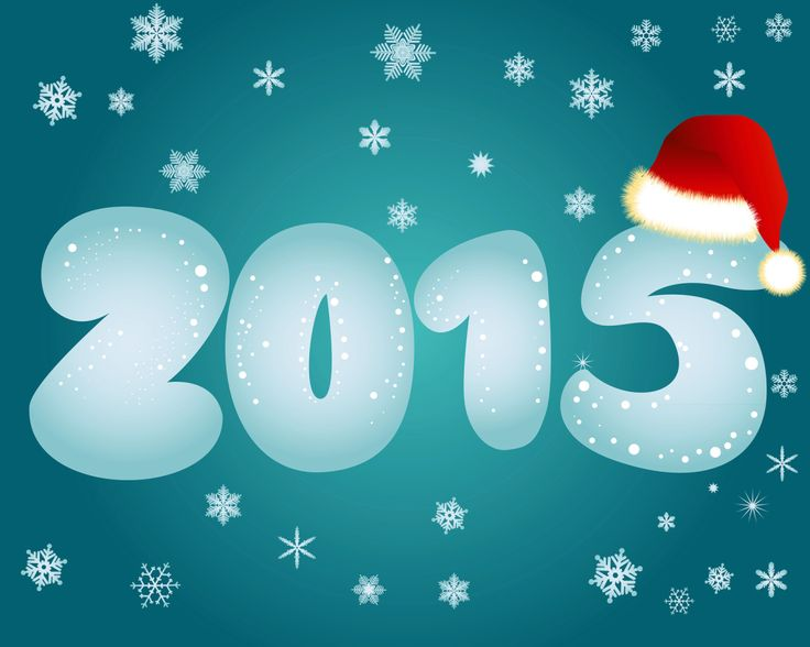 Christmas And New Year 2015 Wallpapers