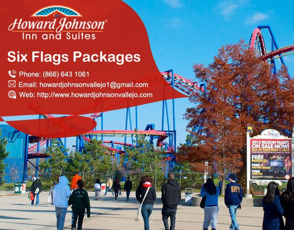 Howard Johnson is an ideal choice when you plan a trip with your family #Six_Flags_Packages Visit Us At:- http://bit.ly/2ctBog5