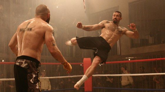 Undisputed 3 Boyka Fighting Style 17 Best images about S...