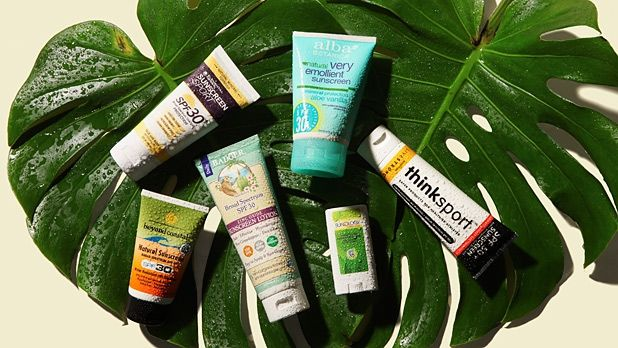 Chemical-free sunscreens keep your skin really safe
