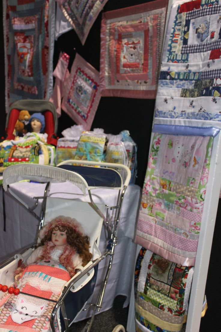 Buggy size Quilt displayed in Oxley Pram  Tee Tee's Designs on Facebook
