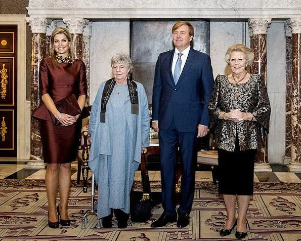 Queen Maxima, Antonia Susan Byatt, King Willem, Princess Beatrix