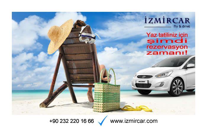 İzmir Adnan Menderes Havalimanı Araç Kiralama | iZMiRCAR
