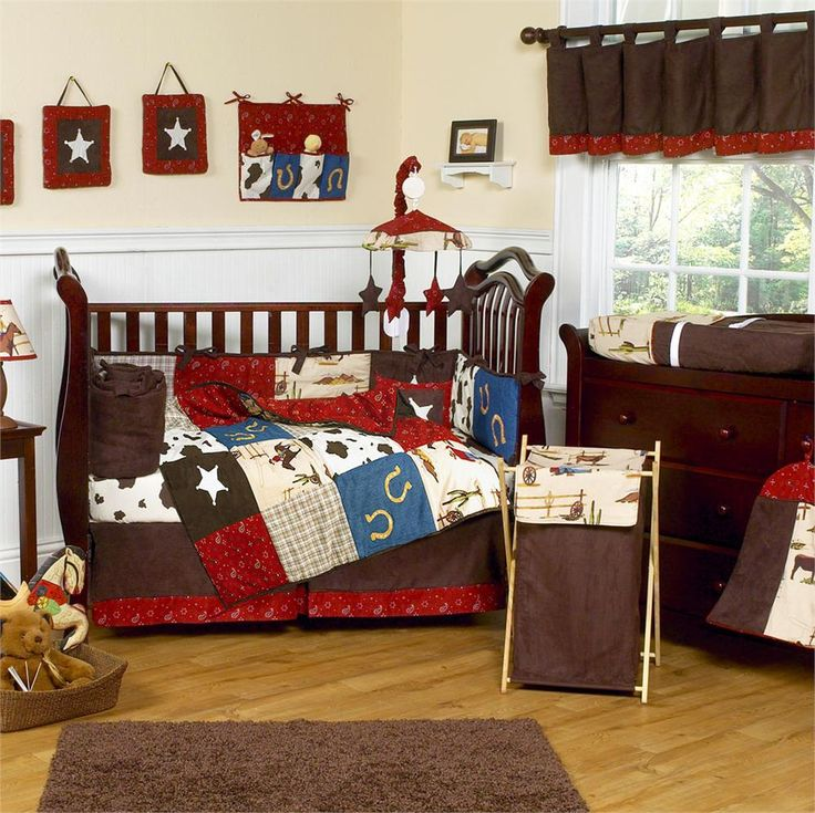 58 best images about for the boys on pinterest bed in a for Cowboy themed bedroom ideas