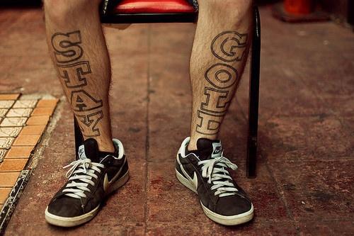.: Stay Gold Tattoo, Art Tattoo, Good Movie, Body Art, Typography Tattoo, A Tattoo, Staygold, Tattoo Legs, Stay Golden