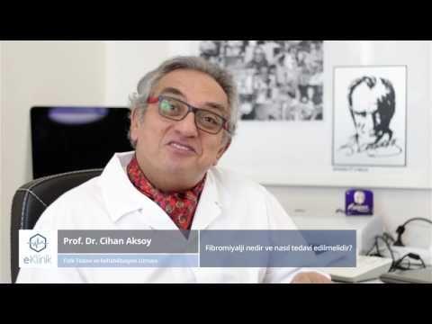 Fibromiyalji nedir ve nasıl tedavi edilmelidir?- Prof. Dr. Cihan Aksoy - eKlinik.net - YouTube