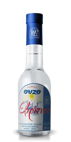 Ouzo Evritiko | Greek Wine, Ouzo, Tsipouro, Retsina