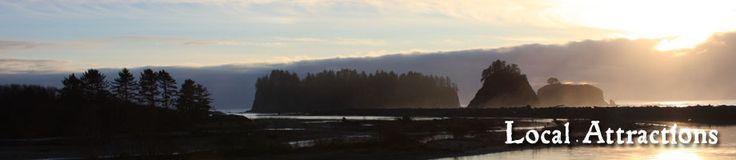 Quileute Oceanside Resort   Local Attractions