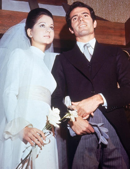 Isabel Preysler and Julio Iglesias
