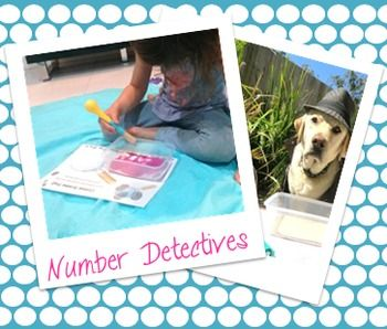 Number Detective a FREEBIE from Teachers Pay Teachers. Can be used to teach any subject area.