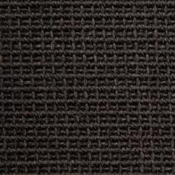 Sisal Tæppe XL i sort farve 9422-650