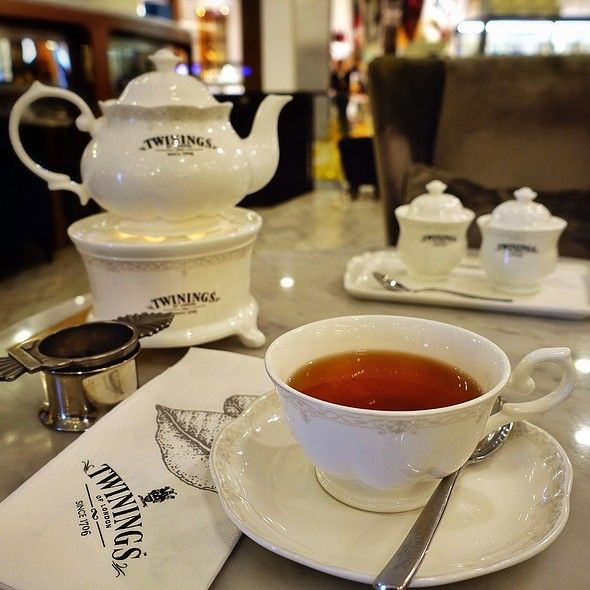 Russian Caravan Tea @ Twinings Of London @ Central World