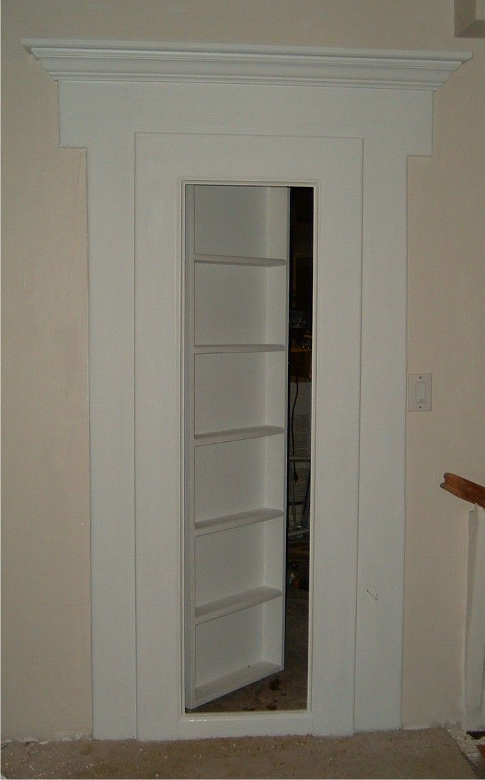 Secret Passages Kitchen Hidden Rooms Revolving