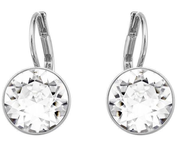 Ajoutez de l'éclat à votre quotidien avec cette paire de boucles d'oreilles en métal rhodié! Casual et glamour, elles resplendissent en cristal... Acheter
