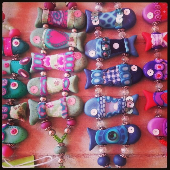 #bijoux #handmade #cernit # made in italy #borgonuvola