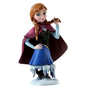 #Frozen - #Anna - Bust - Walt #Disney Mini Busts - World-Wide-Art.com by Grand Jester