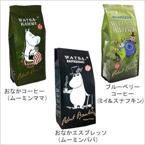 Robert's Coffee Moomin #packaging PD