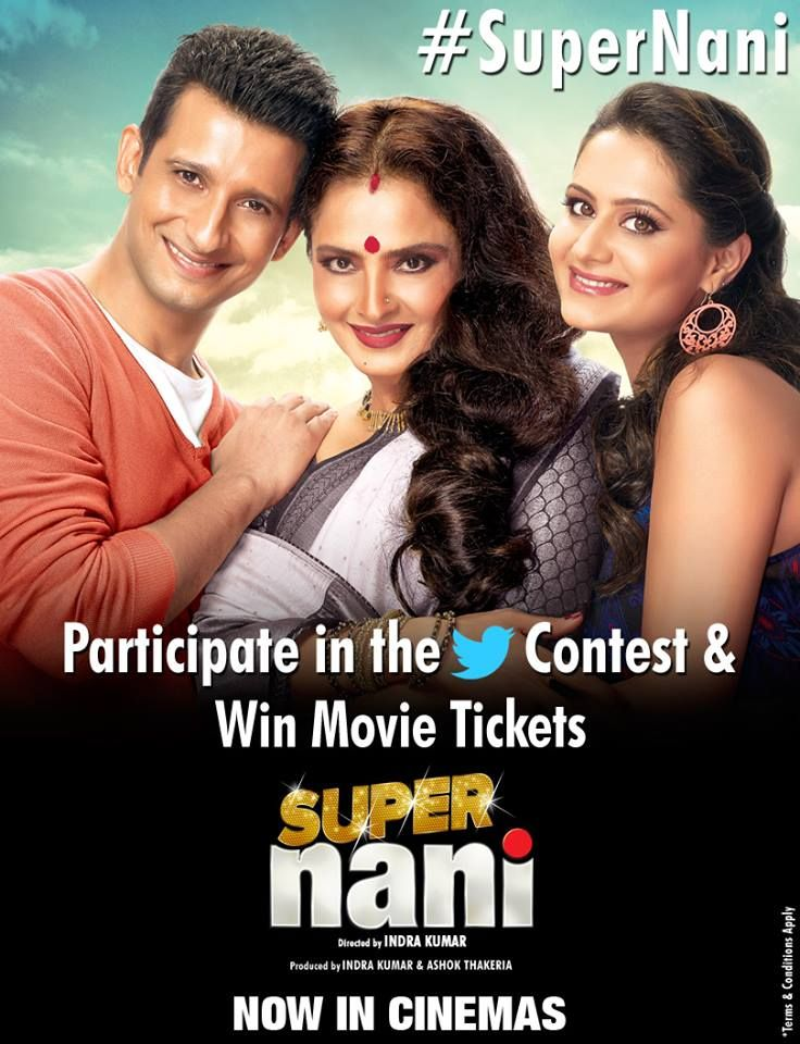 Guys, we are about to start out Twitter Contest.  Participate now- https://twitter.com/supernanimovie to WIN #SuperNani Movie Tickets.
