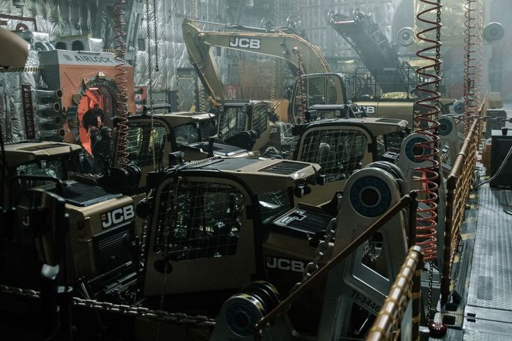 "Have you seen the #JCB special equipment in the new #film ""#Alien: Covenant""? There are more than twenty units of this company's equipment were actively shown in the film: a variety of loaders, generators and excavators. The #marketing director of the company noticed that this is the largest deployment of this brand's equipment in the history of #cinematography."