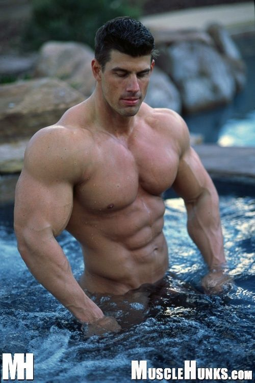 Hot Hunks Photos