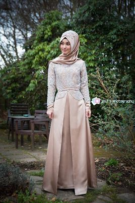 Hijab Fashion 2016/2017: Sélection de looks tendances spécial voilées Look Descreption Hijab is my Diamond !