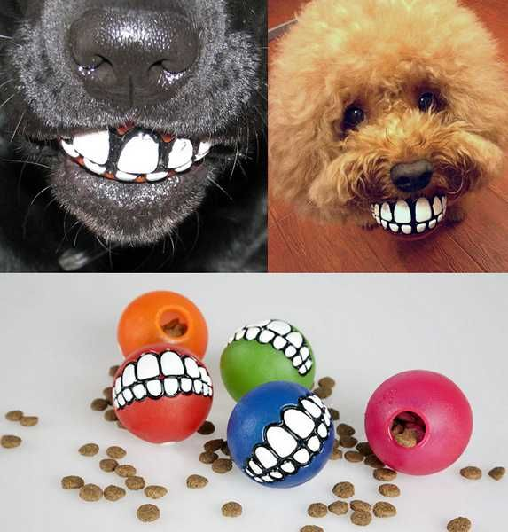 ball toys in various colors
