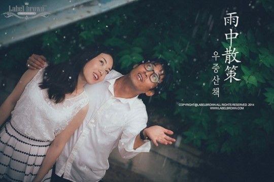 곰신 커플 데이트 스냅…'신풍속도' 인기 : 네이버 뉴스