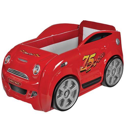 Baby Tech 131 Mini Car Bebek Beşiği Kırmızı Araba Şeklinde Bebek Beşiği http://www.ilkebebe.com/Ahsap-Besikler/Baby-Tech-131-Mini-Car-Bebek-Besigi-Kirmizi.aspx