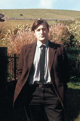 Dr Mark Wormald studies poets such as Ted Hughes