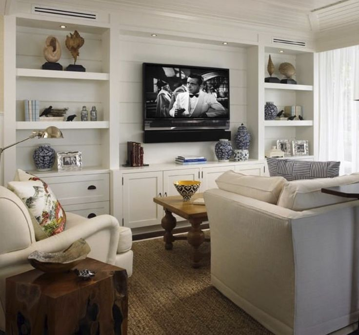 living room wall cabinets built%0A Living Room TV Wall Units For Living Room With Vintage Theme Of The Living  Room Great Classic Small Wooden Tables Amazing White Sofa Design Ideas  Luxury