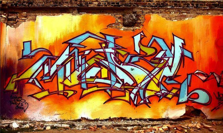 The Evolution Of Graffiti From Tagging To Intricate Art WritingGraffiti WallUrban