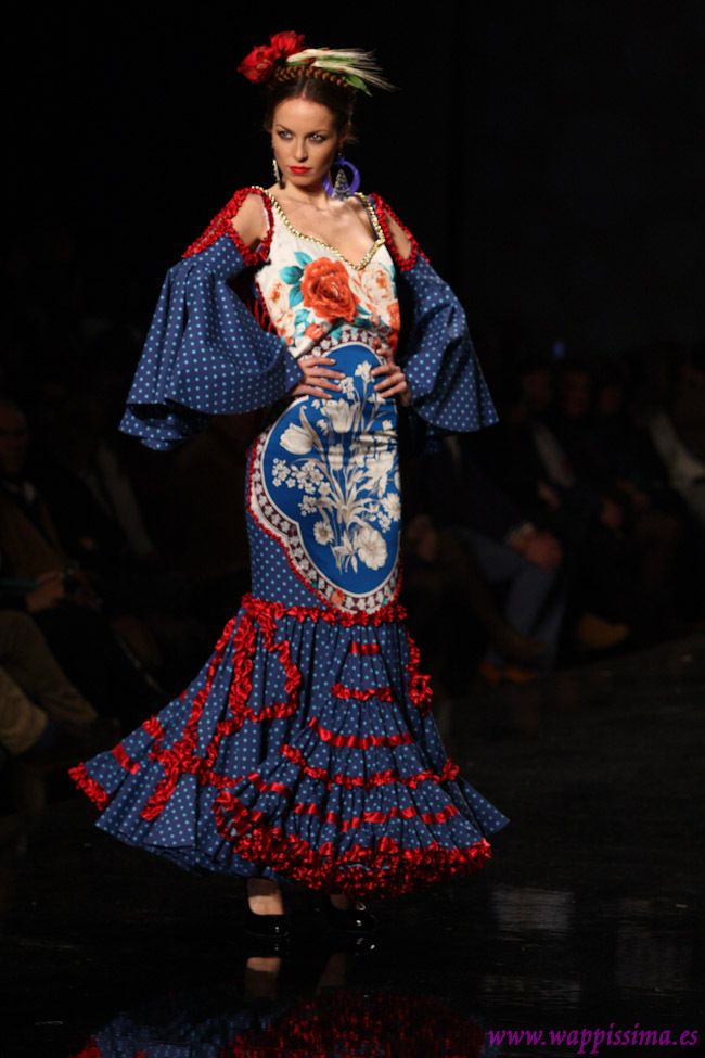 Flamenco Fashion by  Ana Morón, 2013