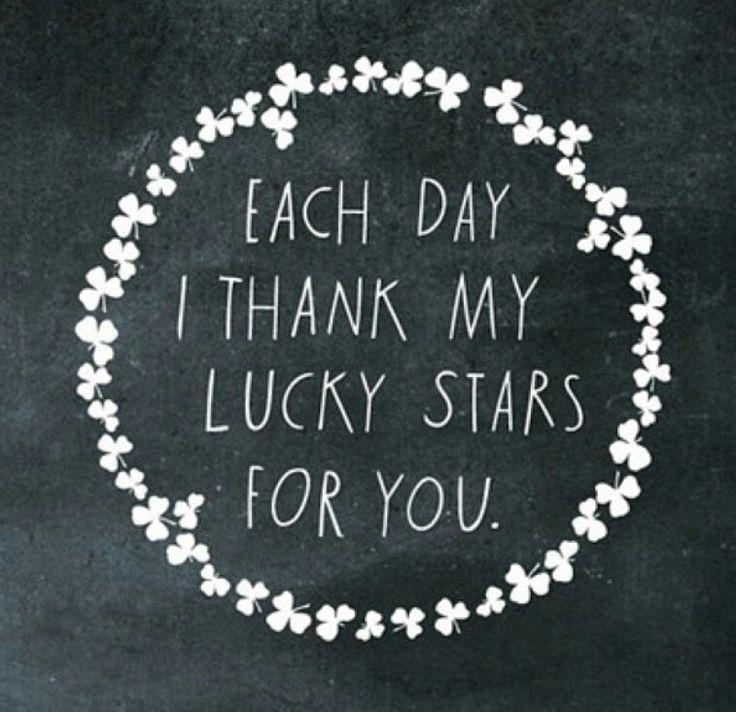 Lucky stars ♡ #luckisastrategy #lucky #inspiration