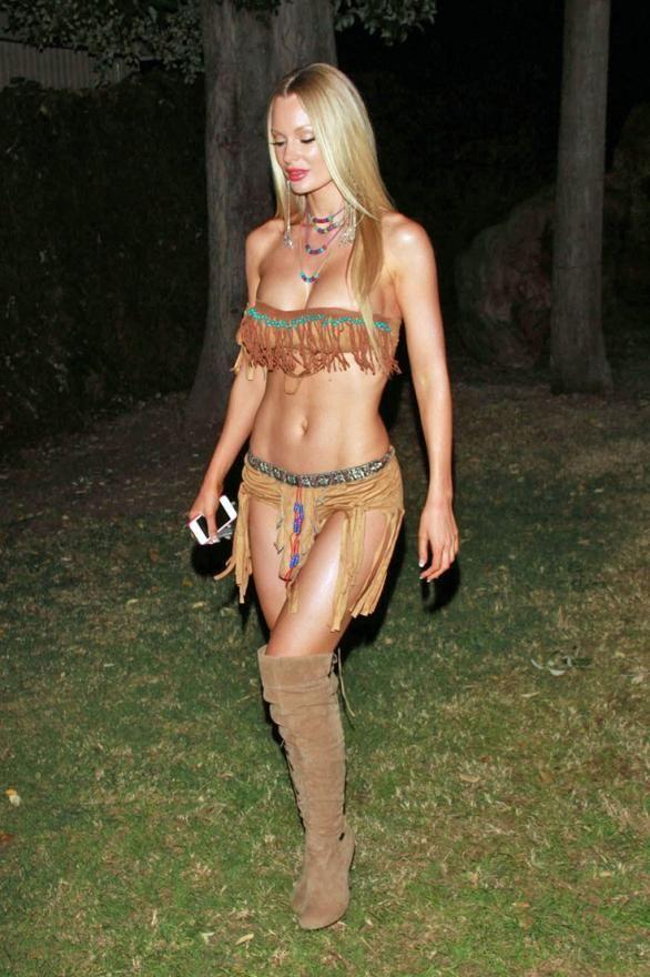 Very Sexy Pocahontas Costume