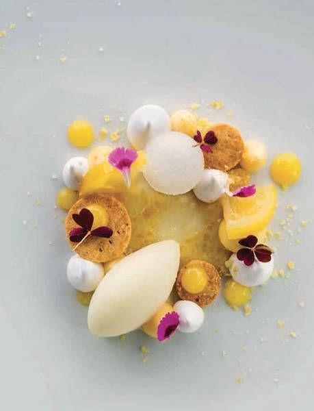 Kei Kobayashi | tarte au citron meringuée.