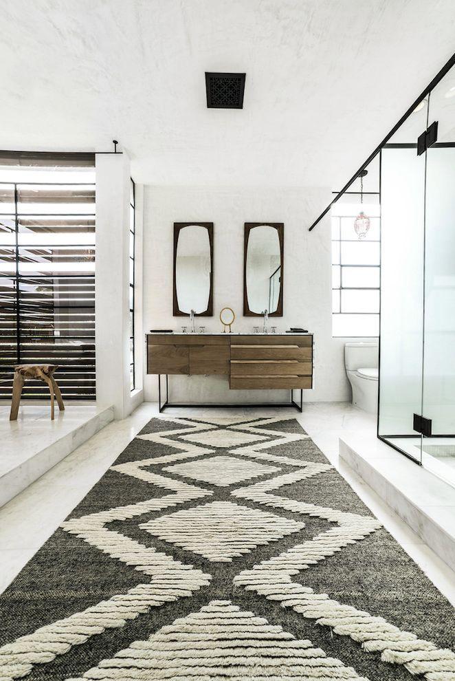 southwestern bathroom rugs with