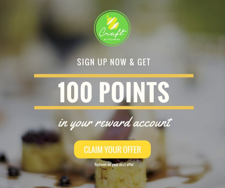 #RewardPoints Keep earning points by ordering your next meal in Craft Kitchen. Visit our website and order whitin minutes, it is a simple way for your campany to enjoy food without leaving office. For more information about our menus or to make an order CONTACT US: 416-603-0600 or orders@craftkitchen.ca #catering #Toronto
