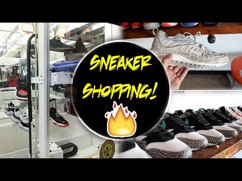 SHOPPING FOR SNEAKERS ON MELROSE!!! (I TRIED SOMETHING NEW) Feels 22 Sneakers...  Wanted to hit you guys with a sneaker shopping video vlog style! In this video I tried something new and ended up really liking it! Hope you enjoy this sneaker vlog! Need some supplies? Purchase Supplies Here :...