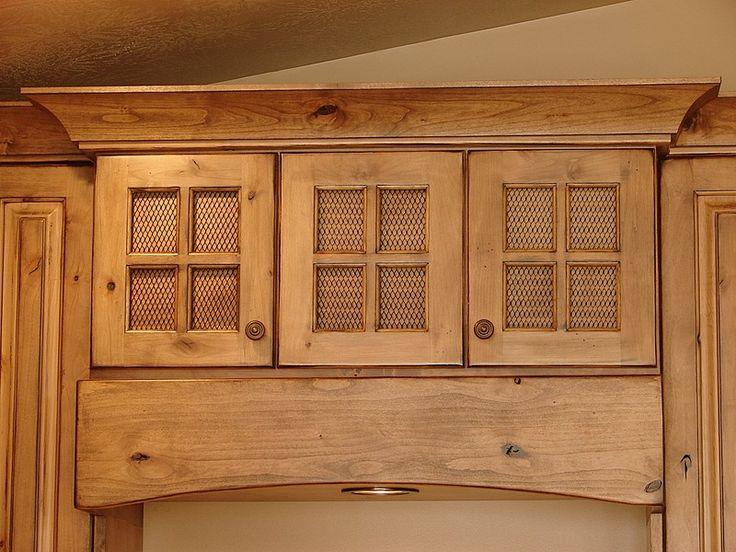 Alder Kitchen Cabinets Rustic Alder Kitchen Cabinets 9