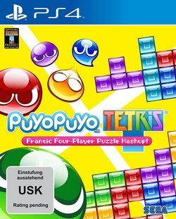 Puyo Puyo Tetris  PS4 (4020628817190)<br>Beim Großhandel B2B Großhändler kaufen / bestellen