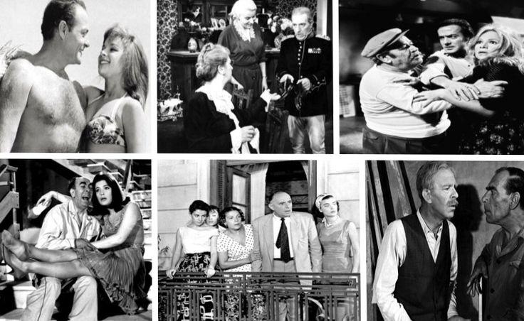 Αφιέρωμα στους Μπαμπάδες του ελληνικού κινηματογράφου