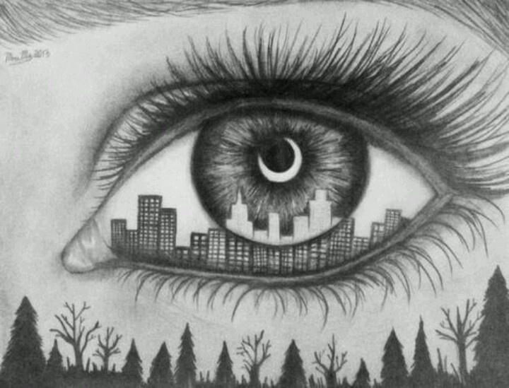 30 expressive drawings of eyes art pinterest drawings art