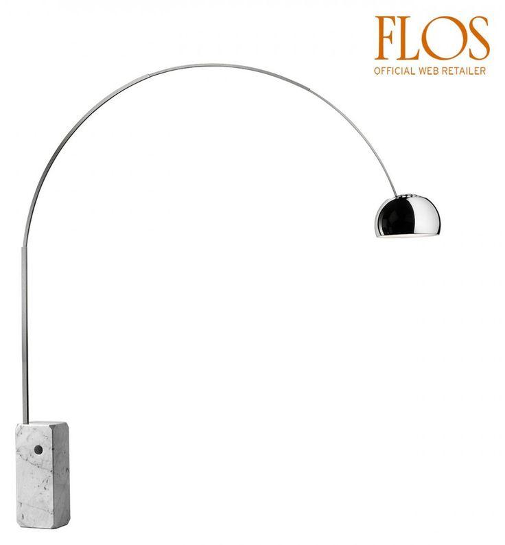 Oltre 1000 idee su lampada ad arco su pinterest lampade for Lampada ad arco ikea