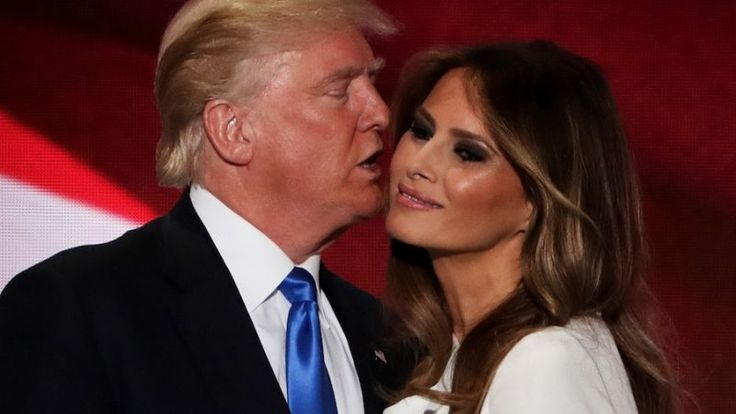First Lady hopeful Melania Trump has been under fire ever since she just so happened to repeat (nearly word for word) parts of Michelle Obama's convention speech from 2008 last night. Now, Melania is left with the task of proving her credibility. And the Trump campaign isn't making her job any easier.