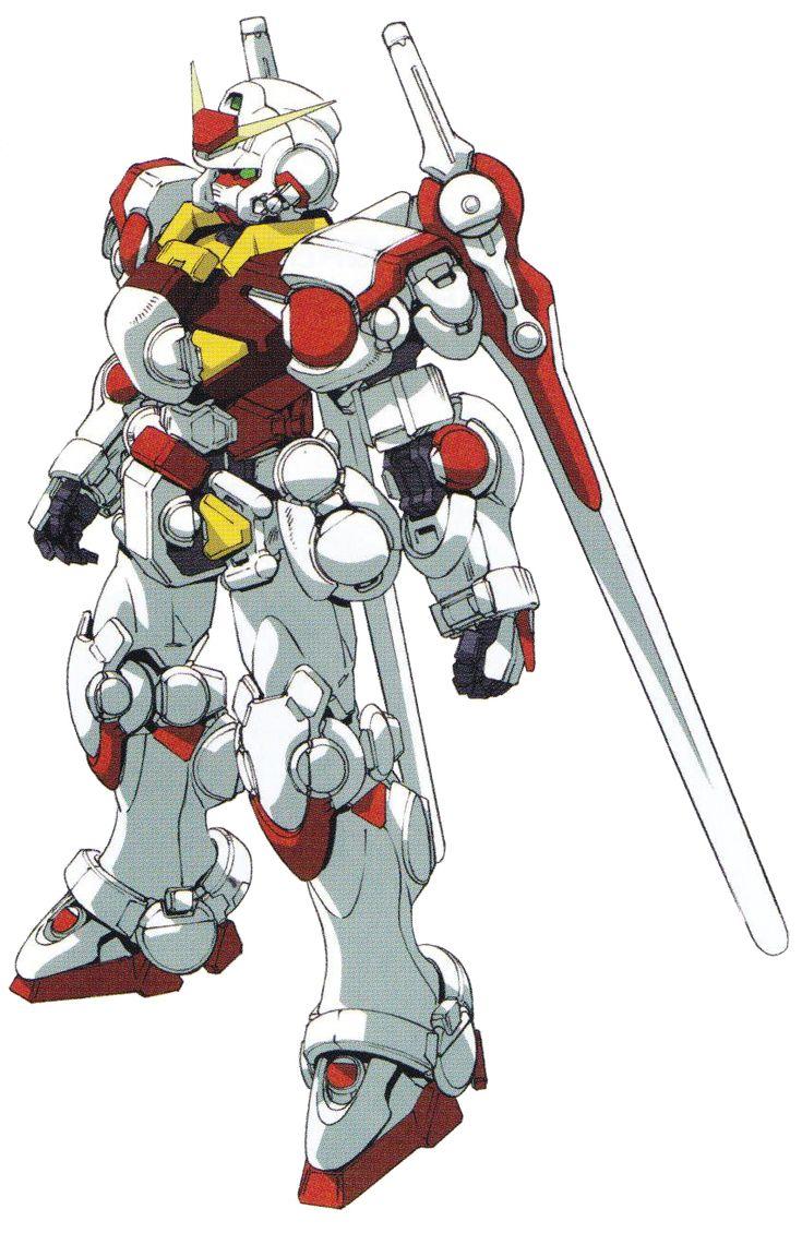 The GPB-X80J Beginning J Gundam is a variant of the GPB-X80 Beginning Gundam featured in Model Suit Gunpla Builders Beginning J. It is piloted by Gunpla builder Takeru Nekki.