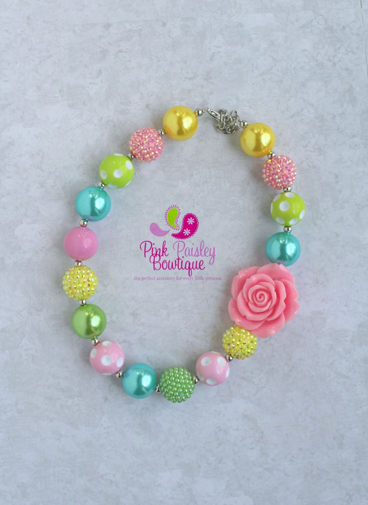 A personal favorite from my Etsy shop https://www.etsy.com/listing/264412001/easter-bubblegum-necklace-baby-necklaceEaster Bubblegum Necklace. Baby Necklace. Children's Necklace. Photo Prop. Easter Necklace. Baby Jewelry. Easter Rainbow Necklace Chunky