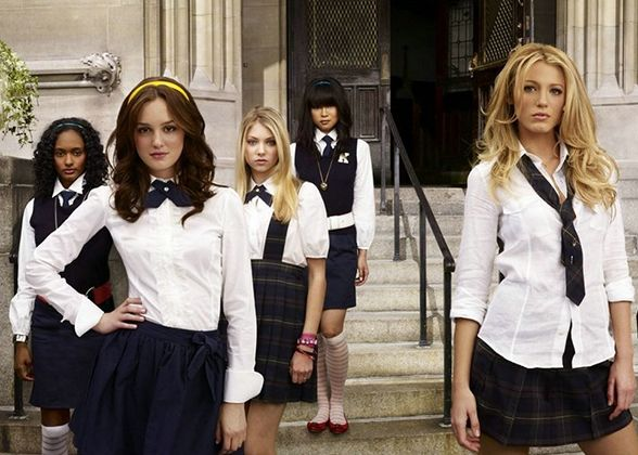 17 Iconic School Uniform Moments In Tv And Movies  Gossip -9357